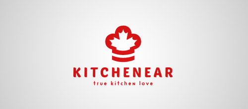kitchenear chef logo
