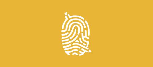 dhatway fingerprint logo