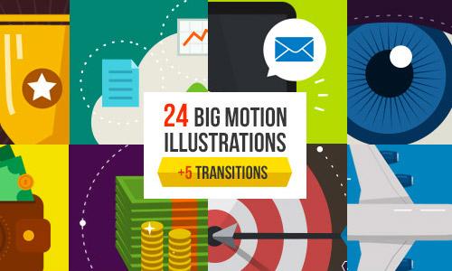 animated icons illustrations