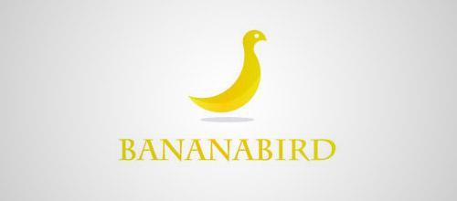 banana bird logos