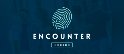 church fingerprint logo