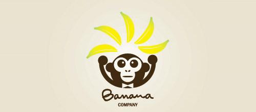 banana company logo