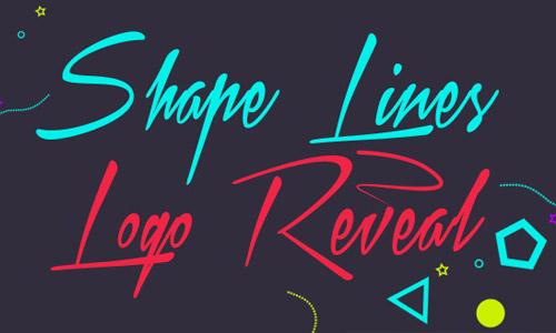 shape lines logo