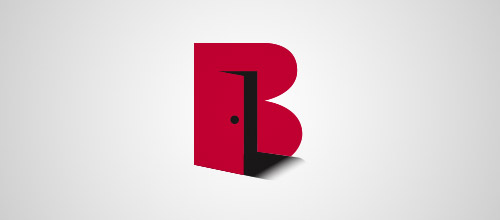 bruce lee door logo