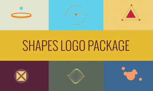 shapes logo pack