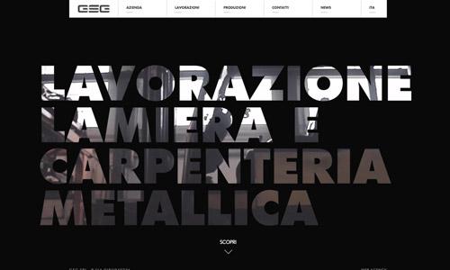 gsg video website design