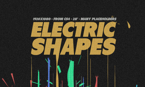electric shapes element