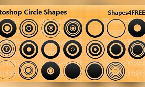 essential circular custom shape