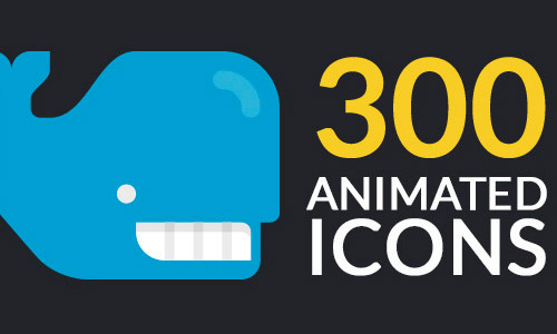 animated flat icons