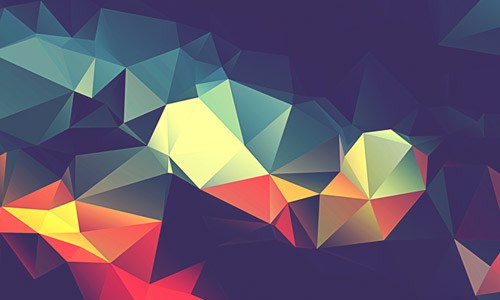 free low poly background