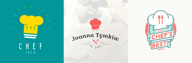 40 Cool And Creative Chef Hat Logo Designs