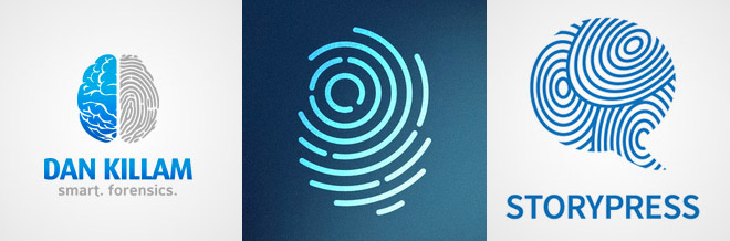 40 Imaginative Fingerprint Logo Designs To Check Out