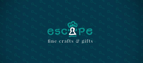 escpae keyhole logo
