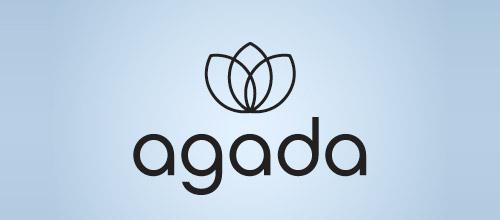 agada lotus logo