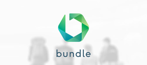 bundle hexagon logo