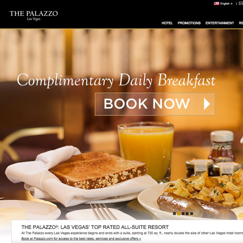 palazzo resorts design