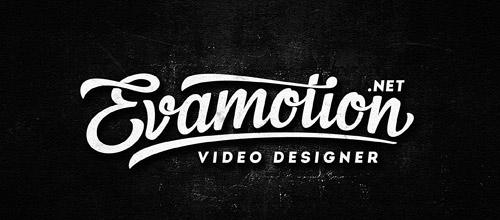 script logotype momcilovic