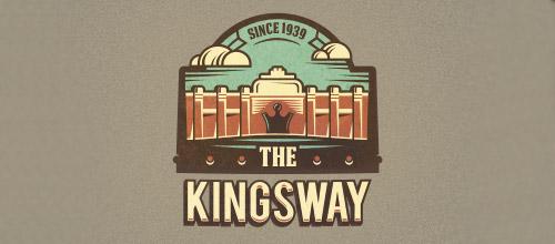 Kingsway vintage logo