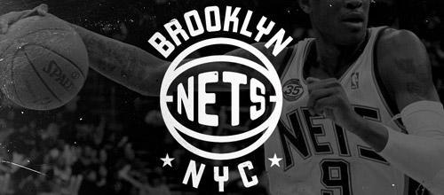 nets vintage logo