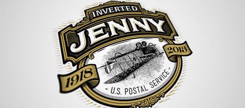 emblem vintage logo