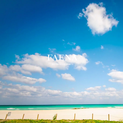 faena beach resort website