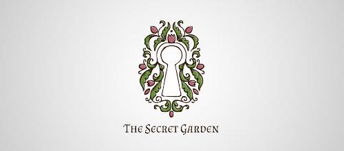 garden keyhole logo