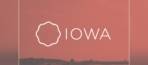 iowa thin line logo