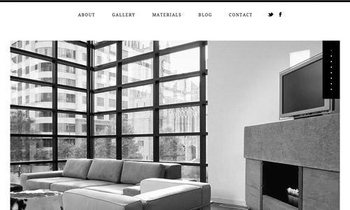 reaching quiet grey design