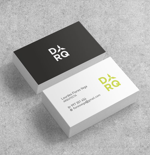 arquitecturea business card