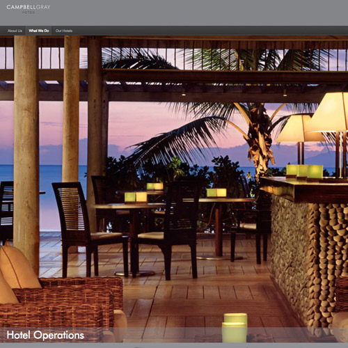 campbay hotels websites