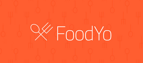 foodyo thin line logo