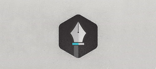hex pen tool logo