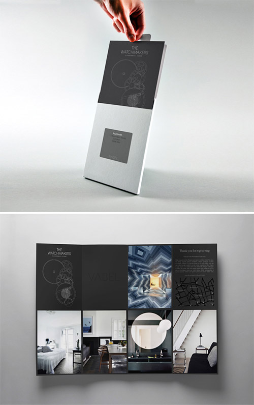 watchmaker real estate brochure