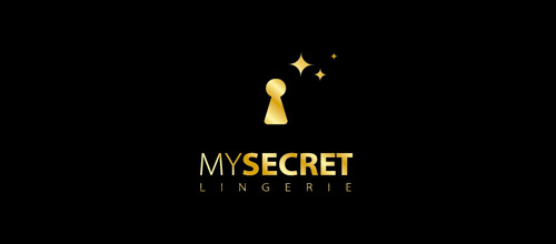 lingerie keyhole logo