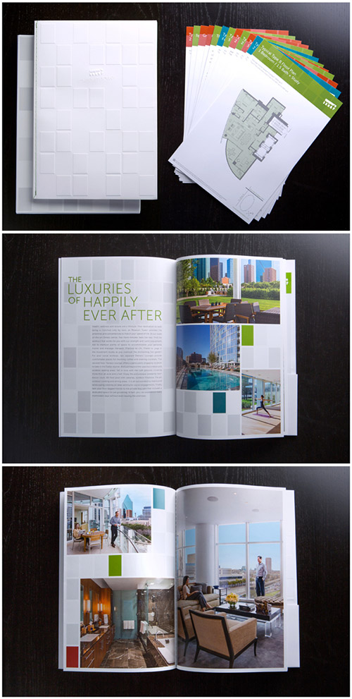 museum real estate brochure