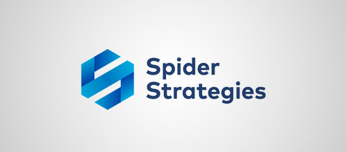 spider hexagon logo
