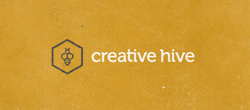 creative hexagon logo