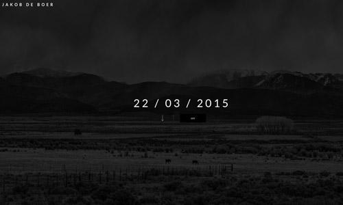 jakob greyscale website