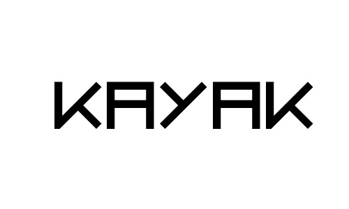 kayak square fonts