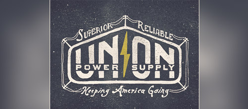 power logo design
