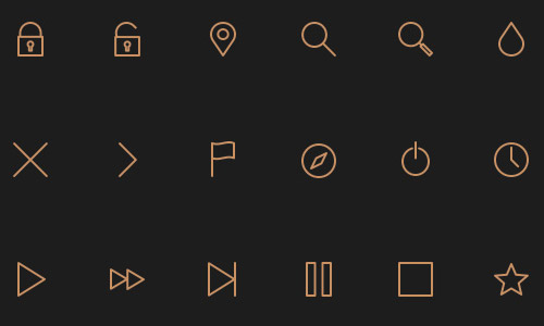 stroke icons free