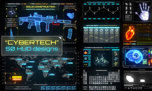 cybertech infographic pack