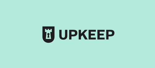 upkeep keyhole logo