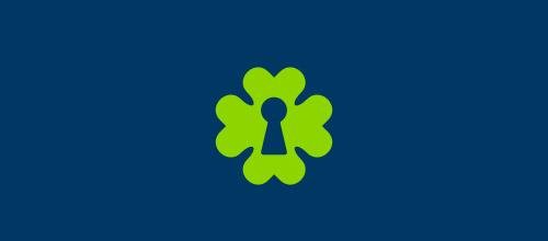 luckey keyhole logo