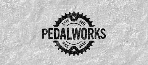 pedalworks vintage logo