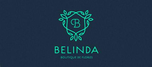 Belinda thin line logo