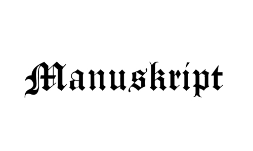 manuscript blackletter fonts