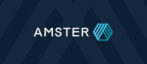 amster hexagon logo