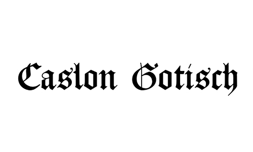 gotisch free blackletter fonts
