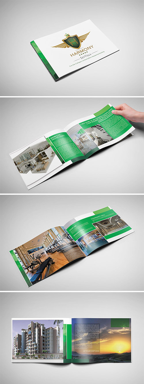 harmony green brochure